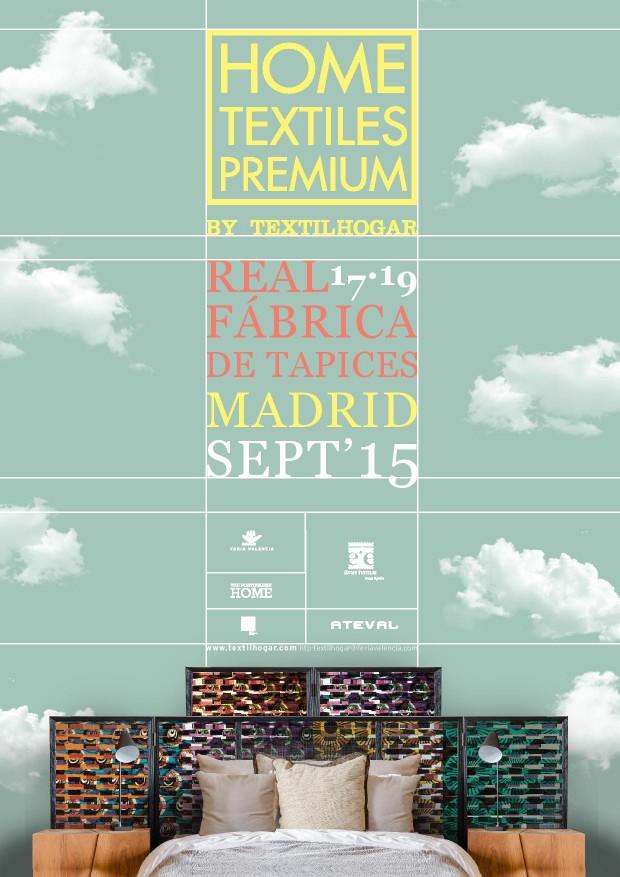 Las marcas apuestan por la nueva feria Home Textiles Premium by Textilhogar