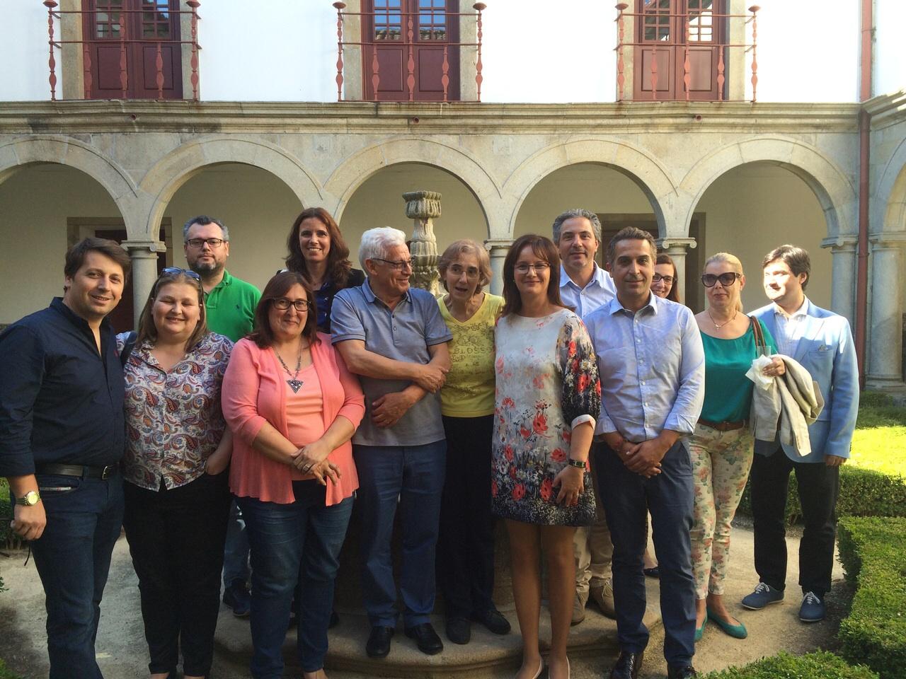 Exitosa promoción del certamen en Portugal