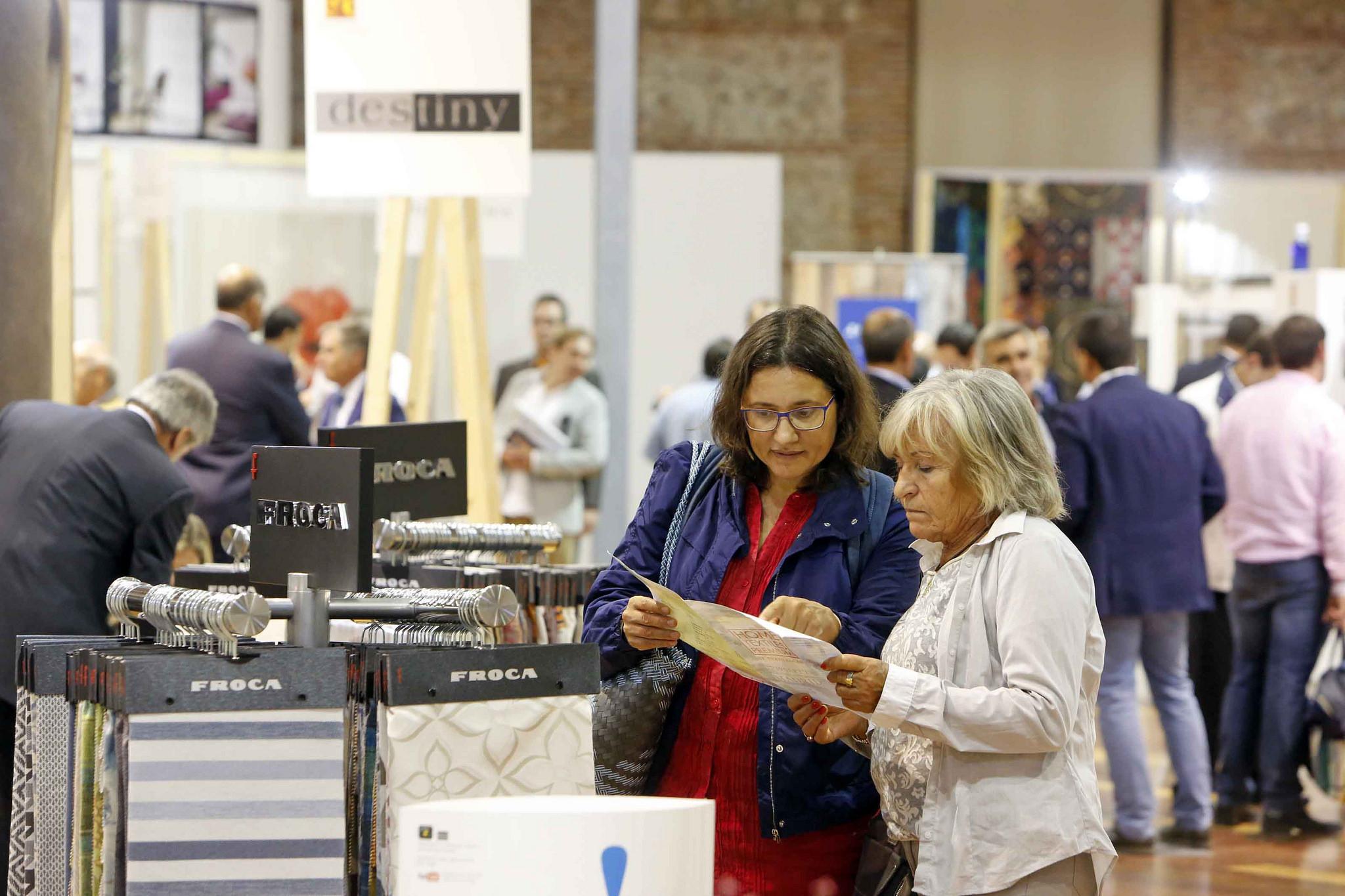 La feria crece 25% con la incorporación de nuevas firmas de alta gama