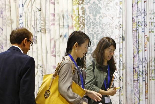 Las exportaciones de textiles para el hogar crecen un 10'2% en el primer trimestre del año