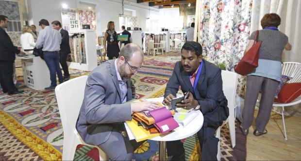 Home Textiles Premium by Textilhogar recibió la visita de 1.880 compradores de 21 países