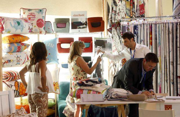 La mayor oferta en textiles para el hogar se cita desde este jueves en Madrid
