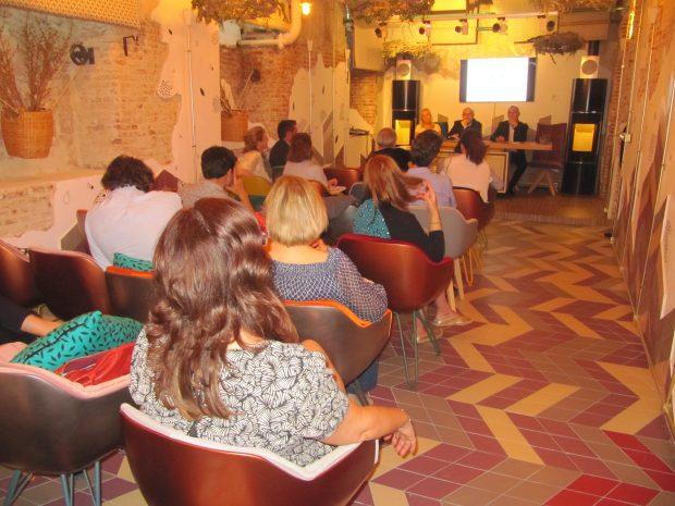 Éxito del 'Workshop' entre editores textiles y prescriptores promovido por Textilhogar