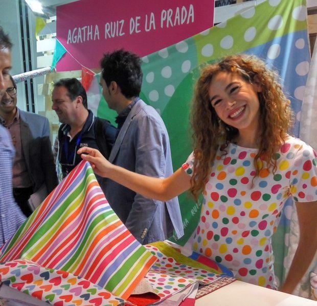 Ambiente de negocio en la segunda jornada de Textilhogar