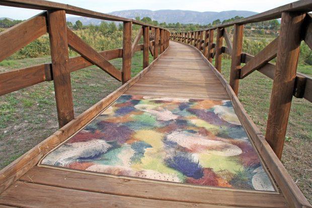 Colorprint presenta la alfombra perfecta para exterior