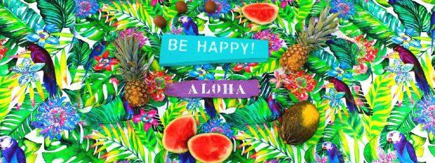 JUAN CAMPOS presenta la colección 'BE HAPPY'