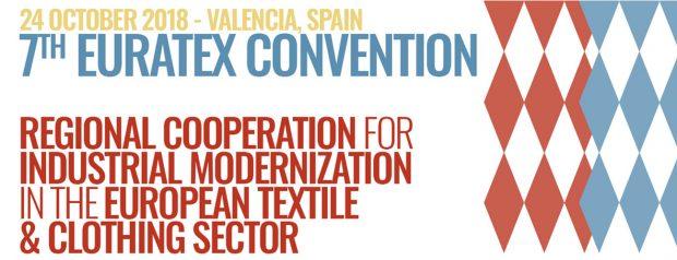 Feria Valencia y Home Textiles Premium by Textilhogar, con la Convención textil EURATEX 2019