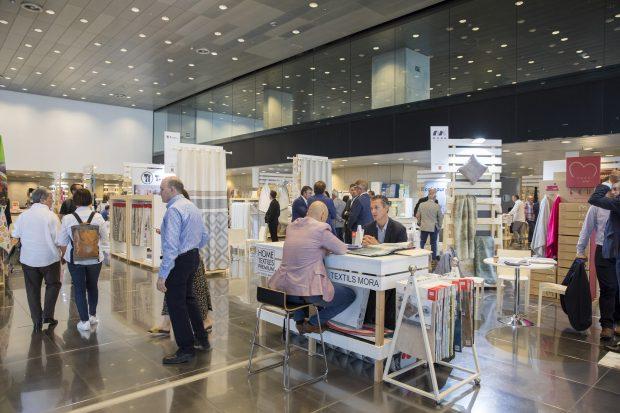 El mejor textil para el hogar, tapicería y decoración se cita en Caja Mágica de Madrid
