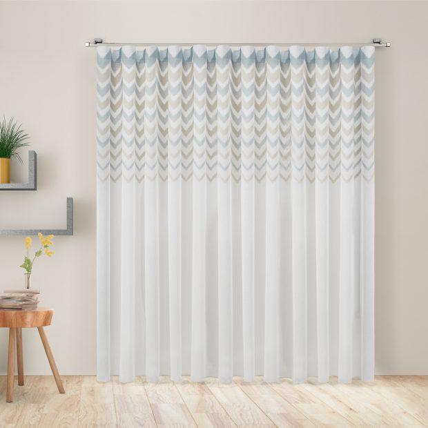Nuevo catálogo de cortina confeccionada de ROSATEX