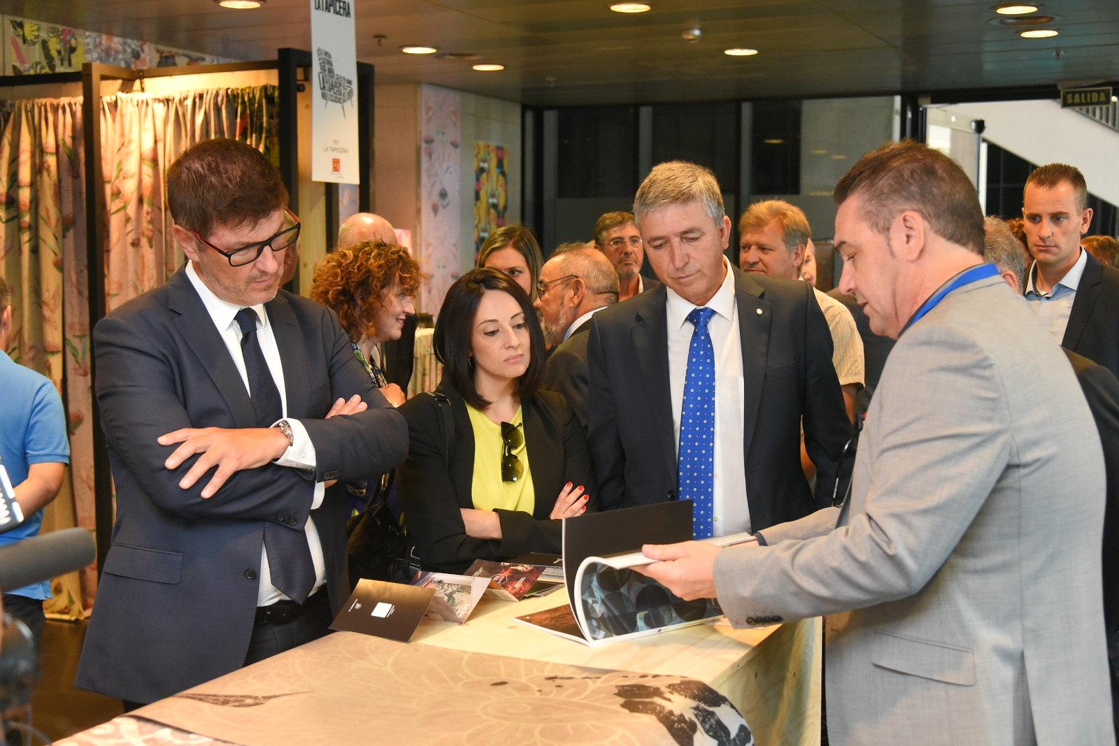 Protagonismo del comprador internacional en la jornada inaugural de Home Textiles Premium by Textilhogar