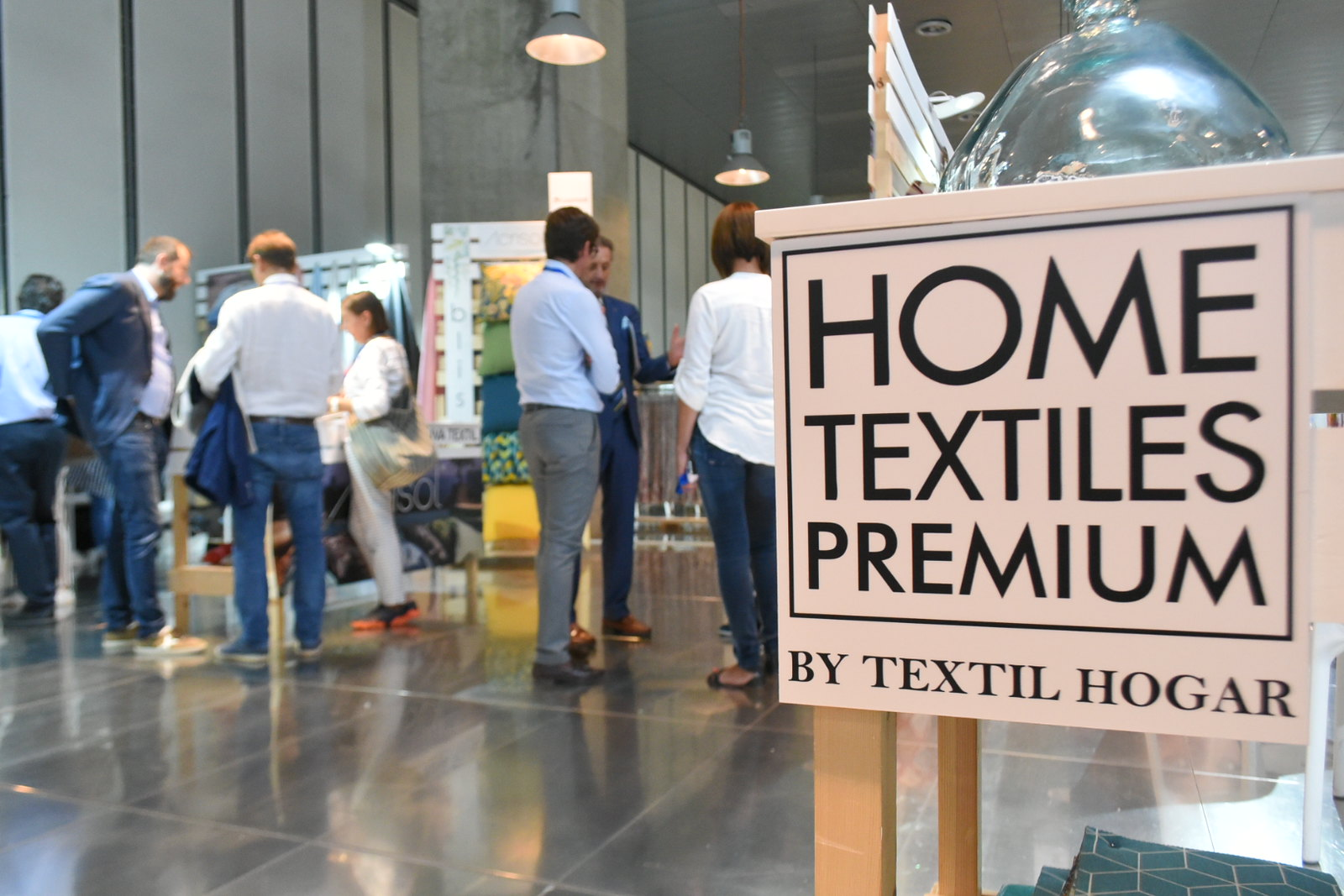 Home Textiles Premium by Textilhogar moves this September's fair to 2021