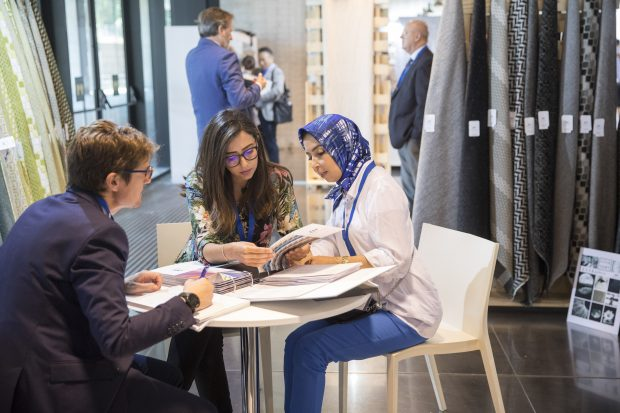 Compradores y prescriptores de 35 países confirman su visita a Home Textiles Premium by Textilhogar
